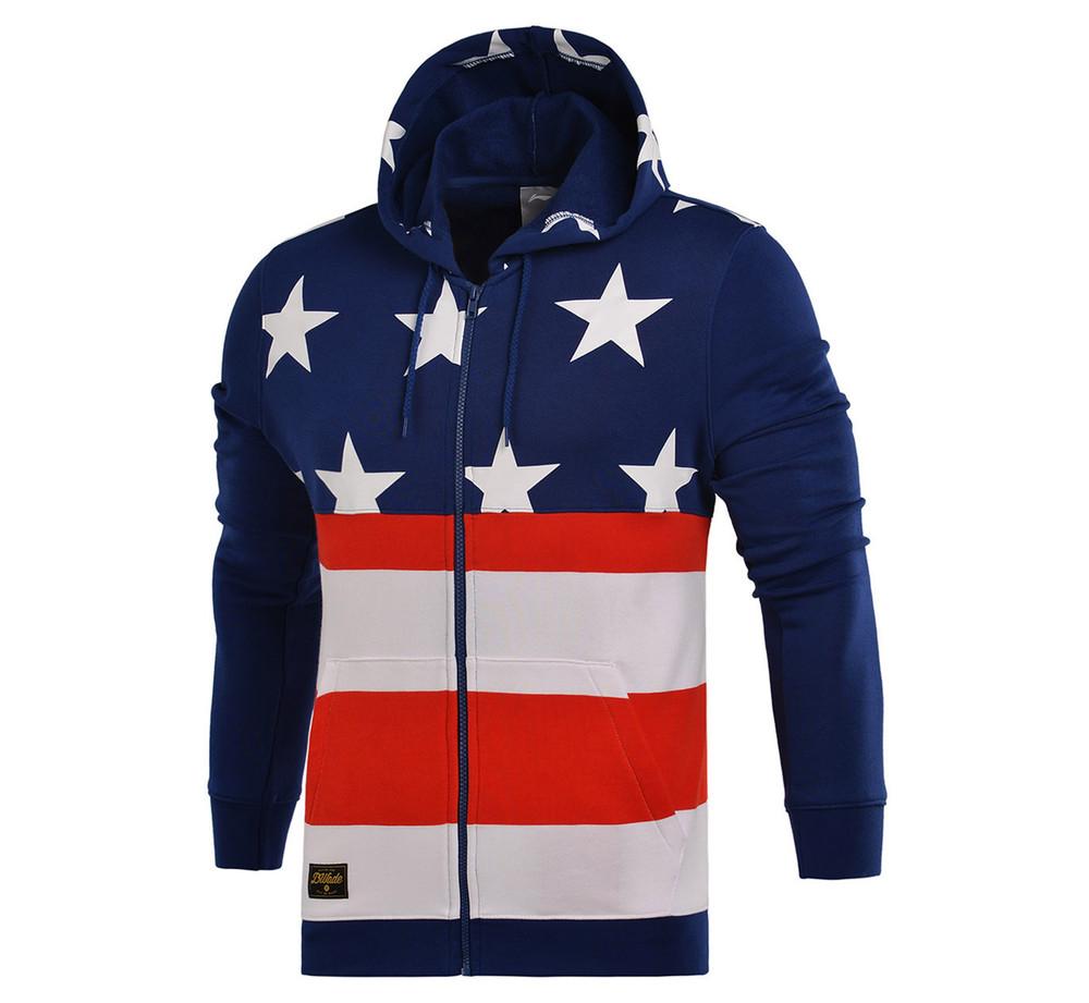 DWADE Lifestyle Hoodie Jacket AWDM049-3