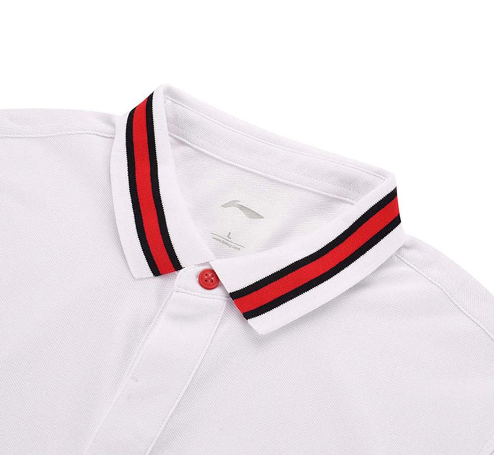 Wade Lifestyle Polo Tee APLM121-1 White