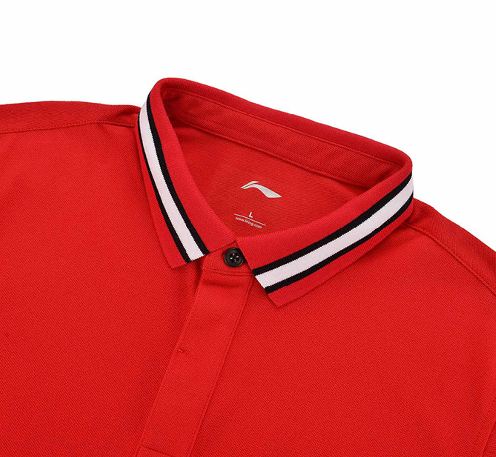 Wade Lifestyle Polo Tee APLM121-4 Red