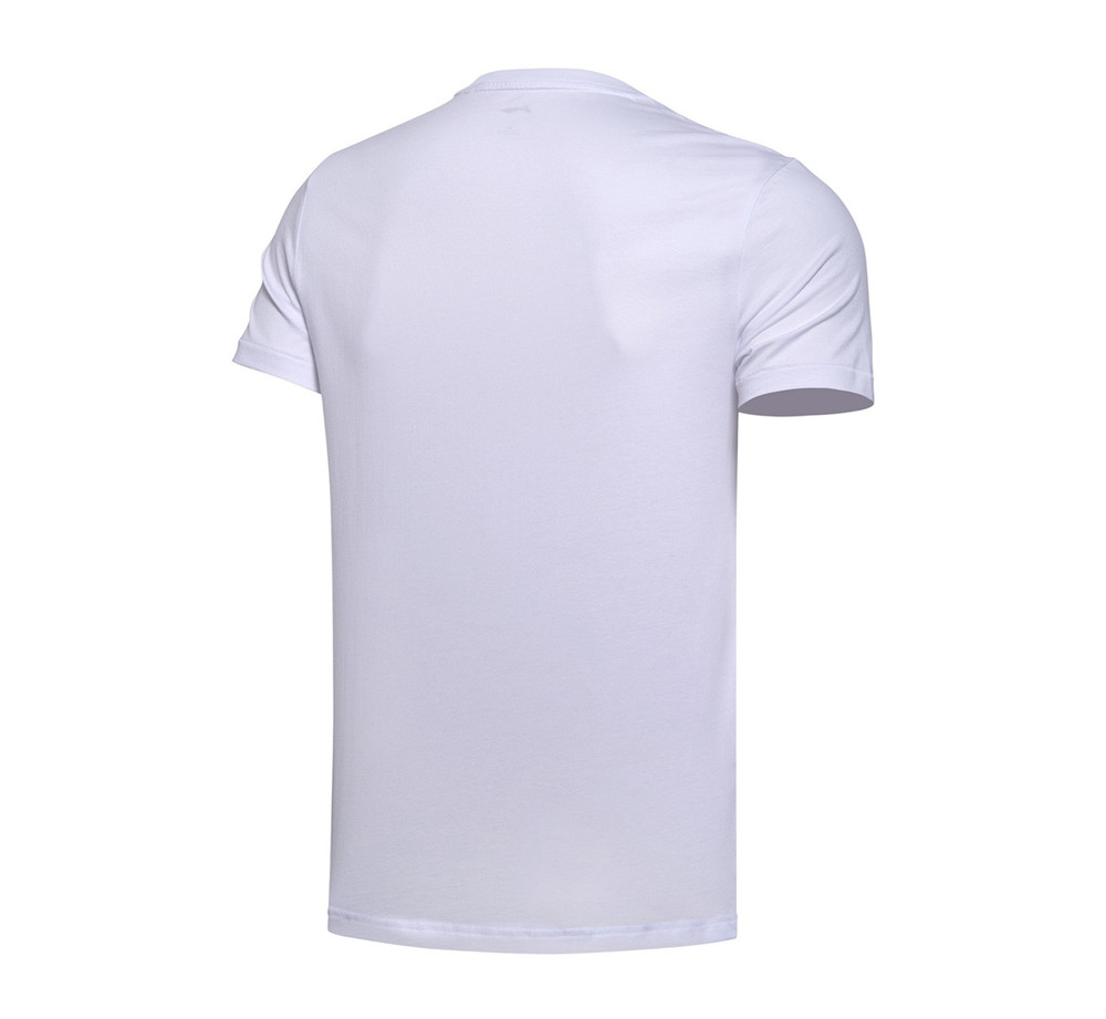 Wade 3 Lifestyle Tee AHSM207-2 White