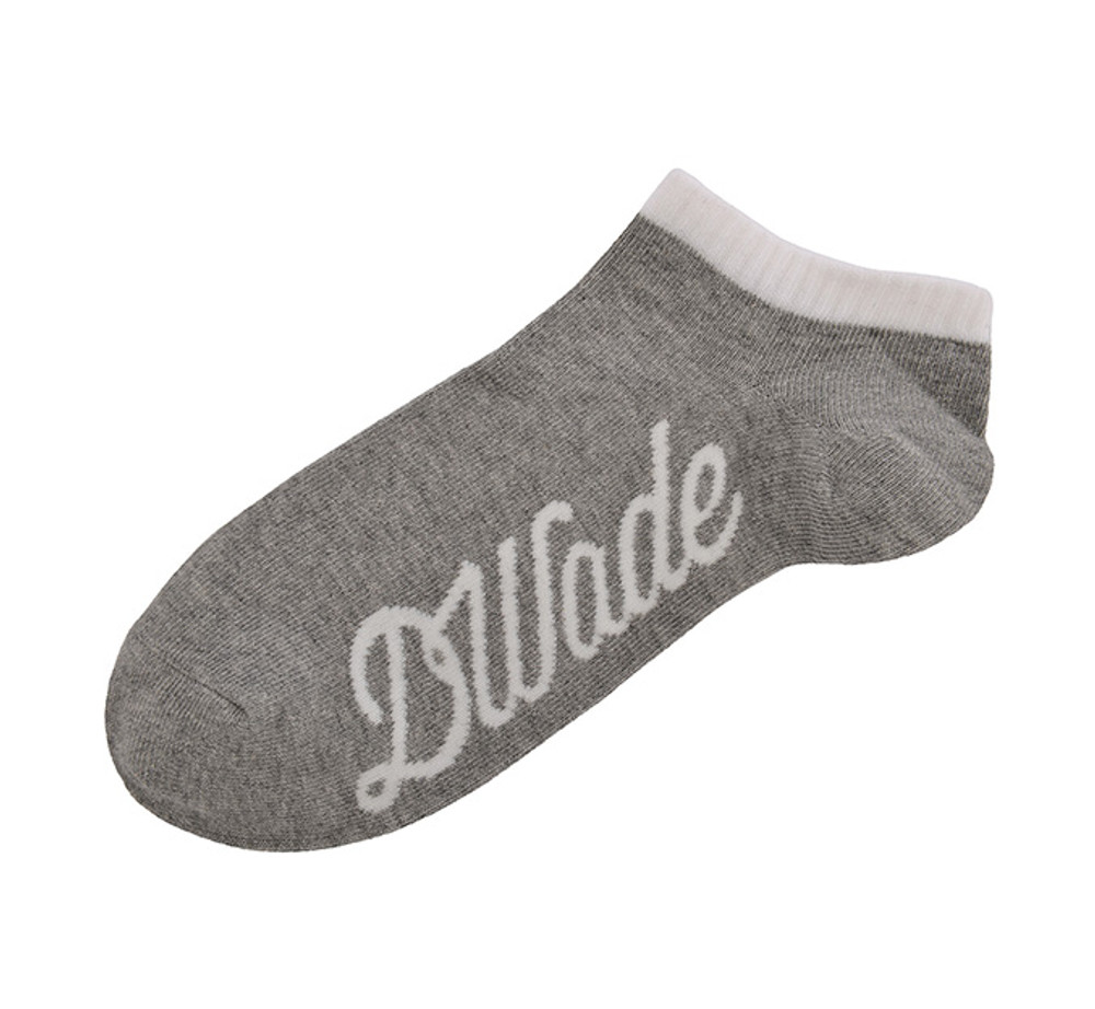 DWade Footie Socks AWSM125-1 Grey
