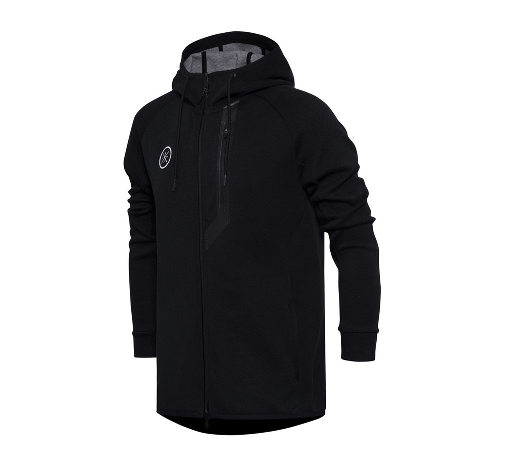WoW Lifestyle Hoodie Jacket AWDM397-1 Black