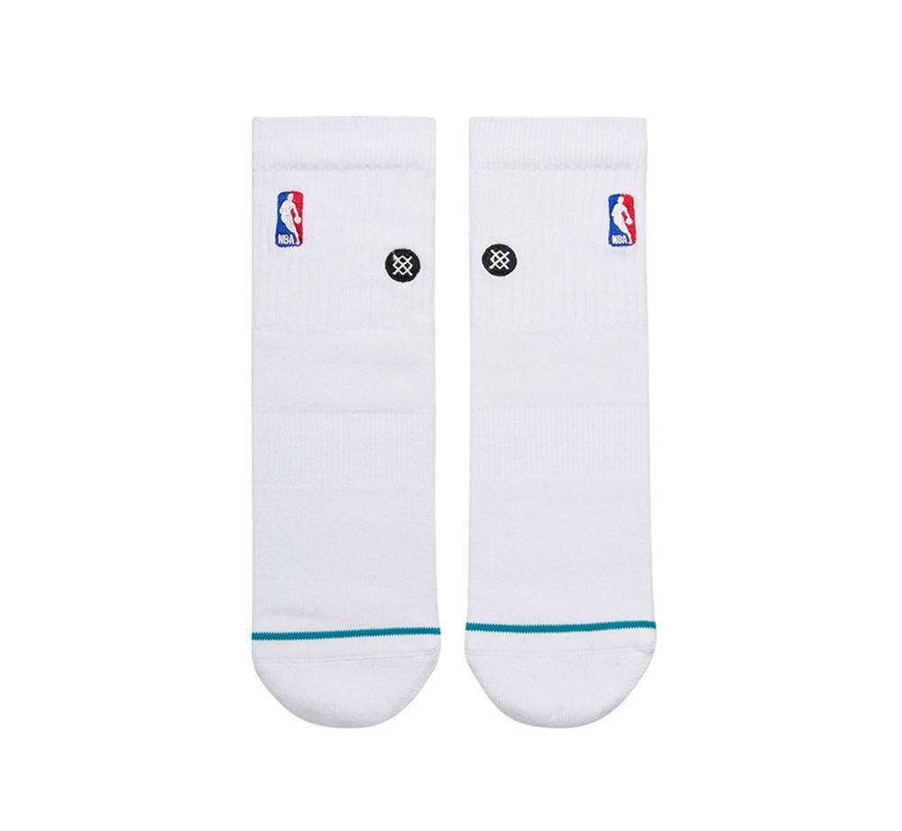 NBA LOGOMAN QTR White