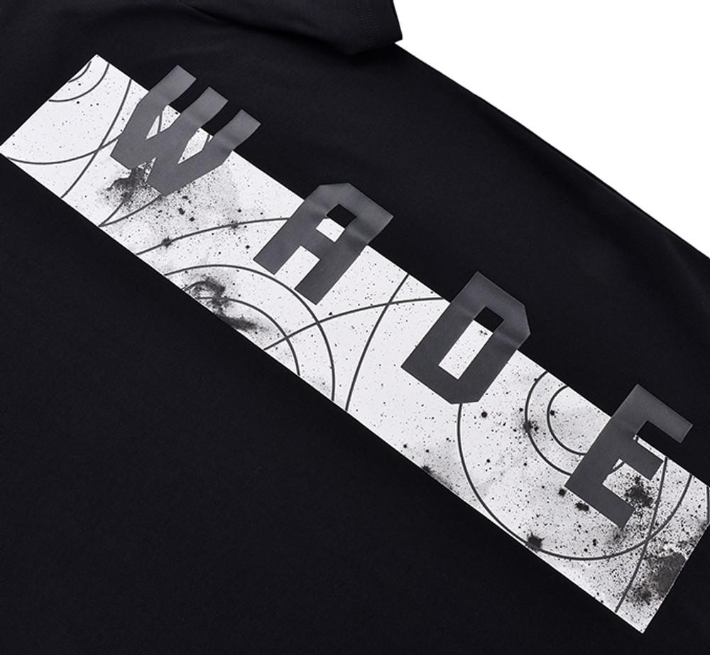 Wade Performance Tee AHSN071-4 Black