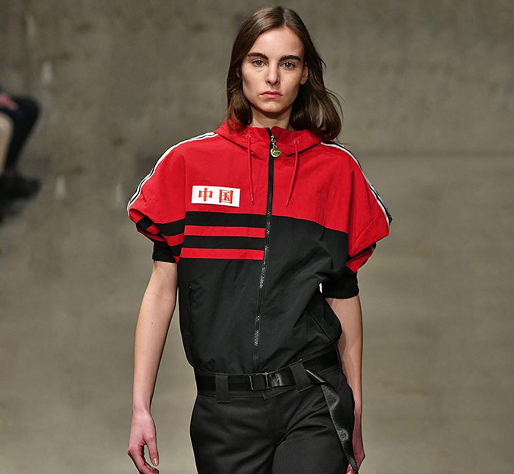 Li-Ning New York Fashion Week Windbreaker Jacket AFDN371-2