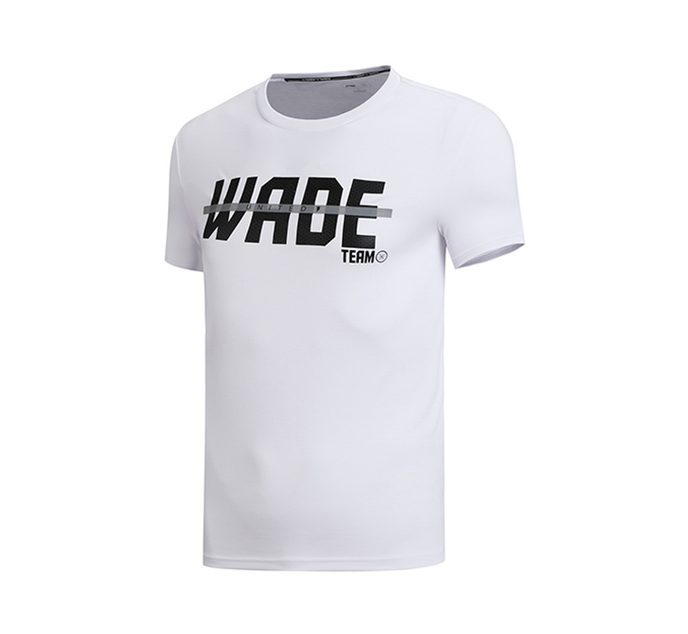 Wade Team Performance Tee AHSN491-2 White