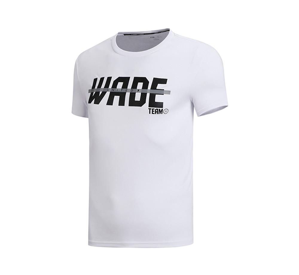 Wade Team Performance Tee AHSN491-2 White