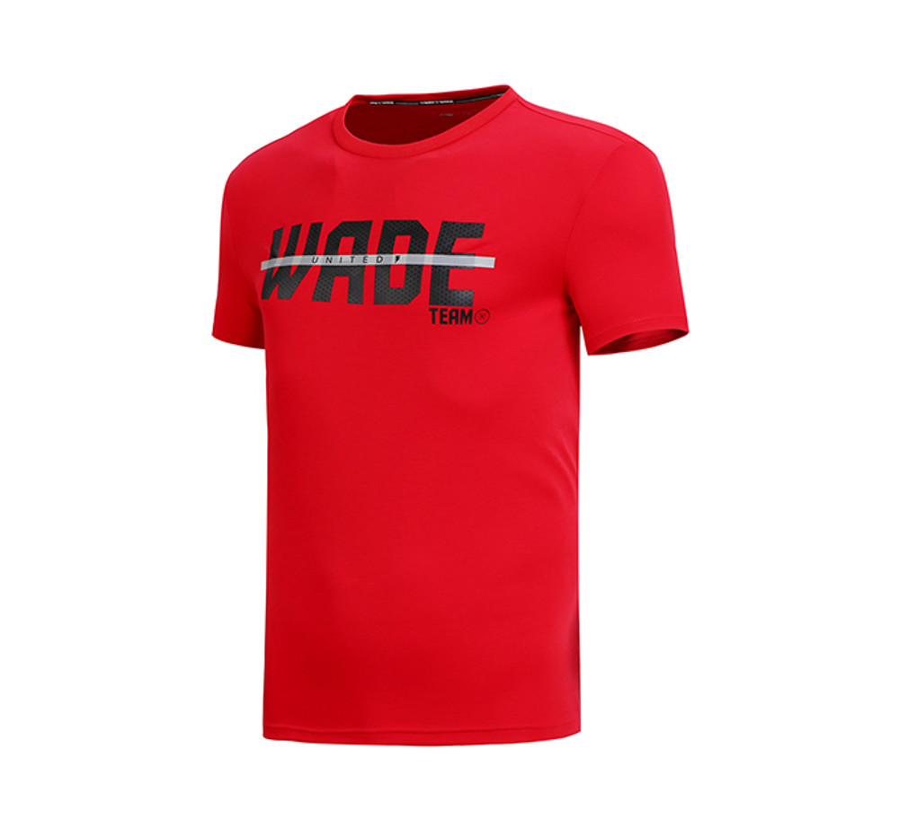 Wade Team Performance Tee AHSN491-3 Red