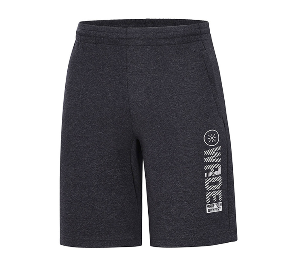 Wade Lifestyle Sweat Short AKSN271-2 Grey