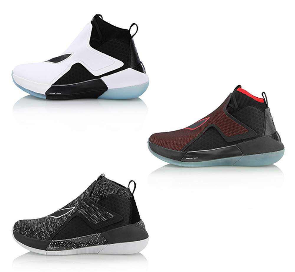 huge discount be059 14c3b Li-Ning Basketball Shoe