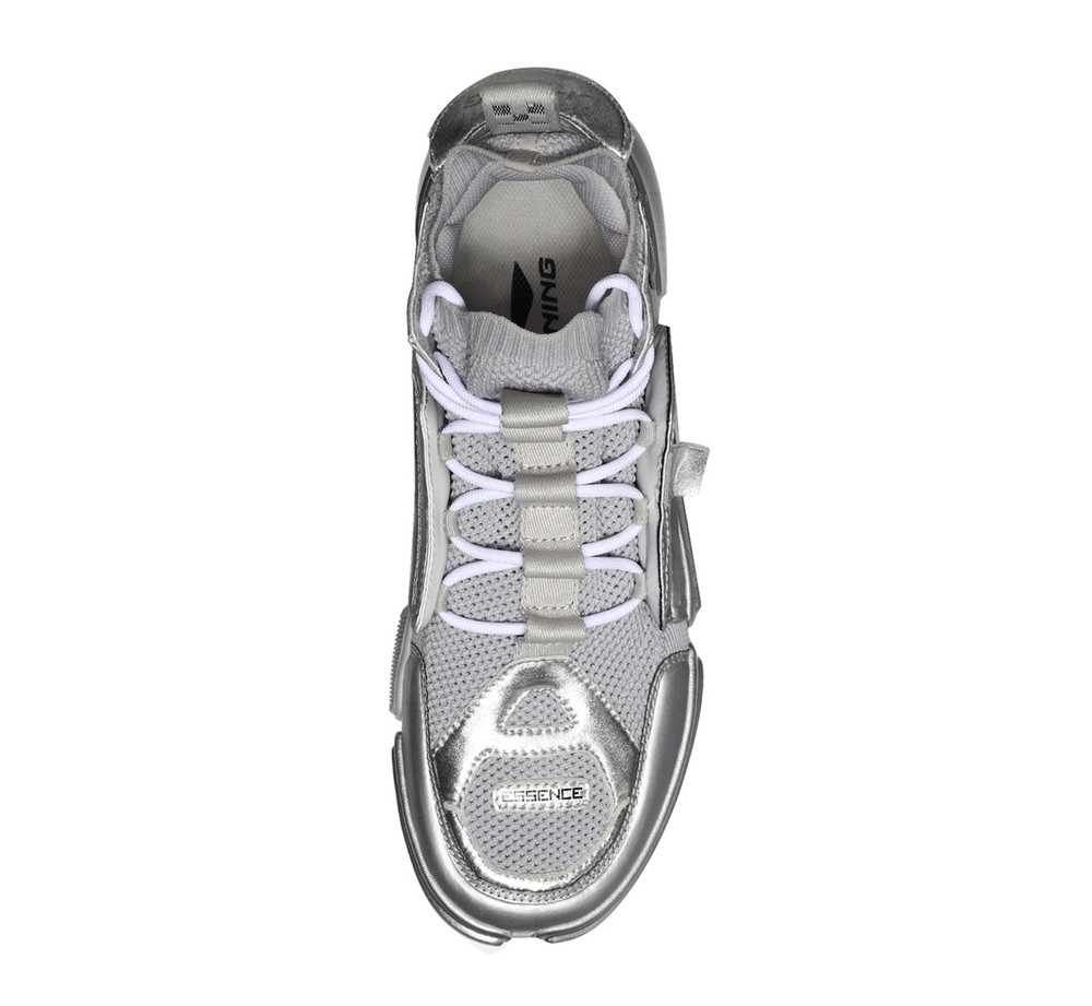 Li-Ning Paris Fashion Week Essence Ace Silver