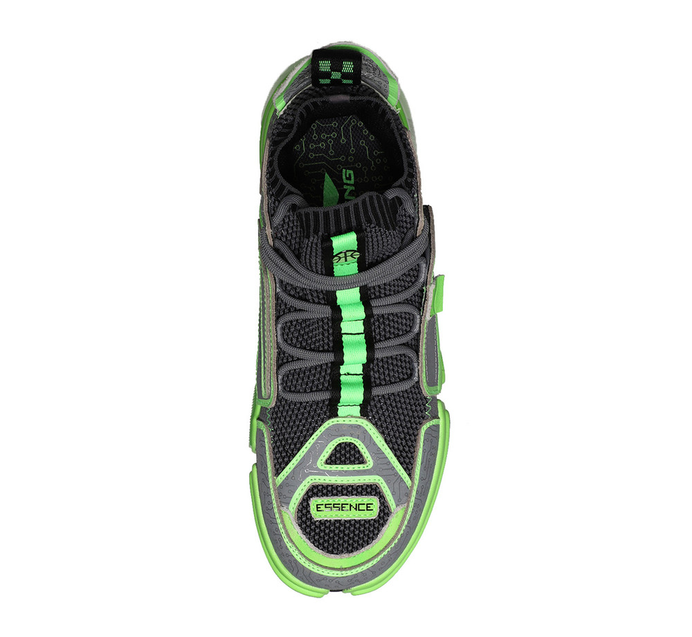 Li-Ning Paris Fashion Week Essence Ace Green
