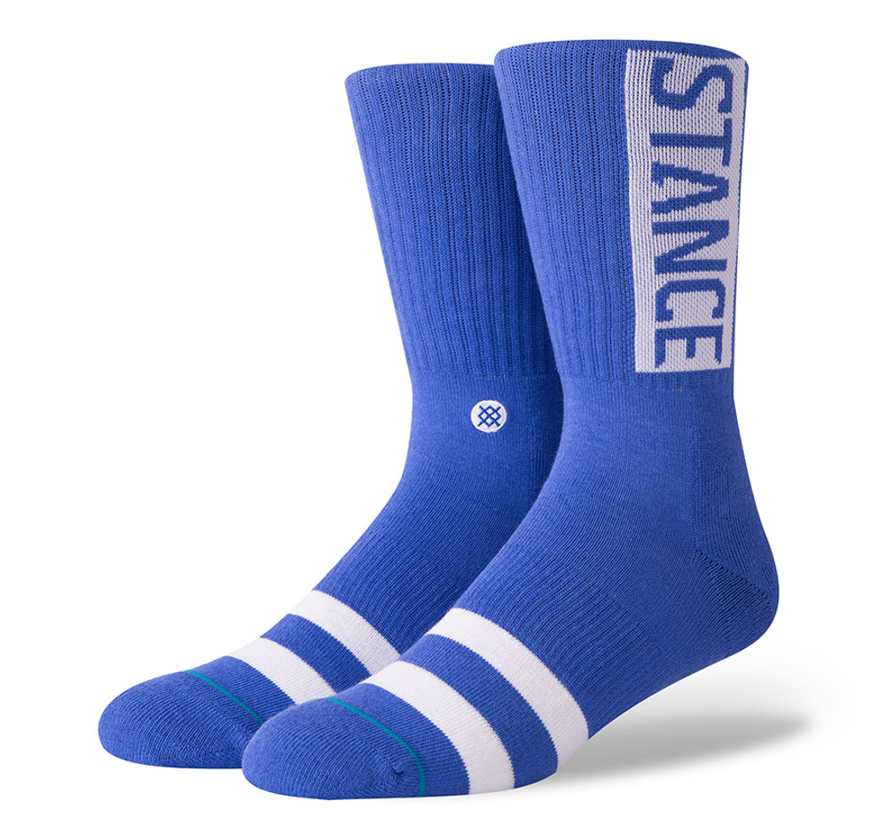 Stance OG Socks Royal Blue