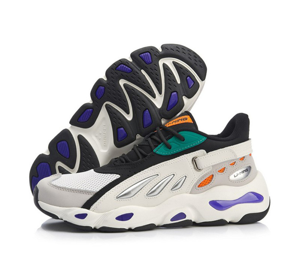 "Li-Ning New York Fashion Week Sneaker ""Butterfly"" 225-5"