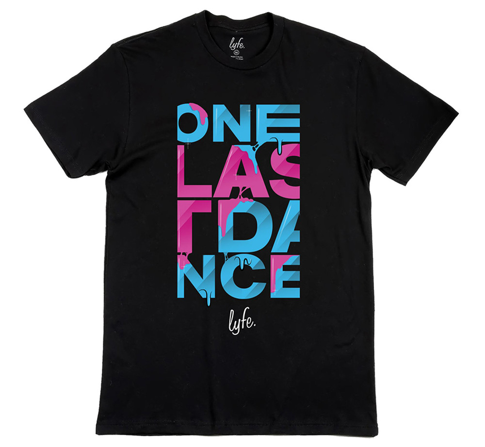LYFE One Last Dance Vice Drip - Black