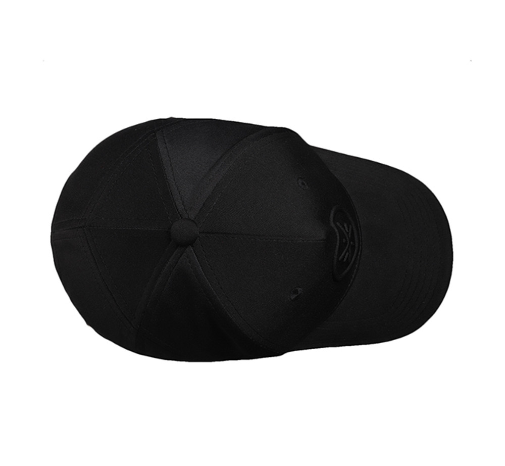 WoW Lifestyle Baseball Cap AMYP007 Black