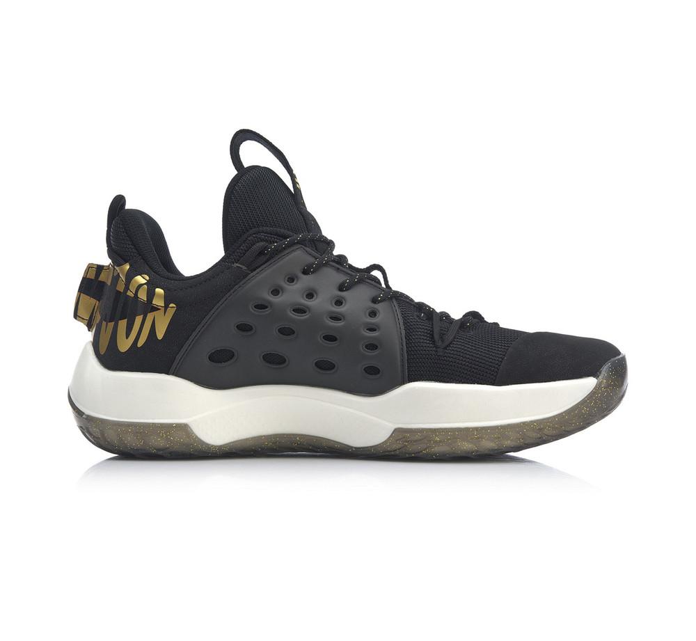 Li-Ning Sonic VII Low Basketball Shoes Black