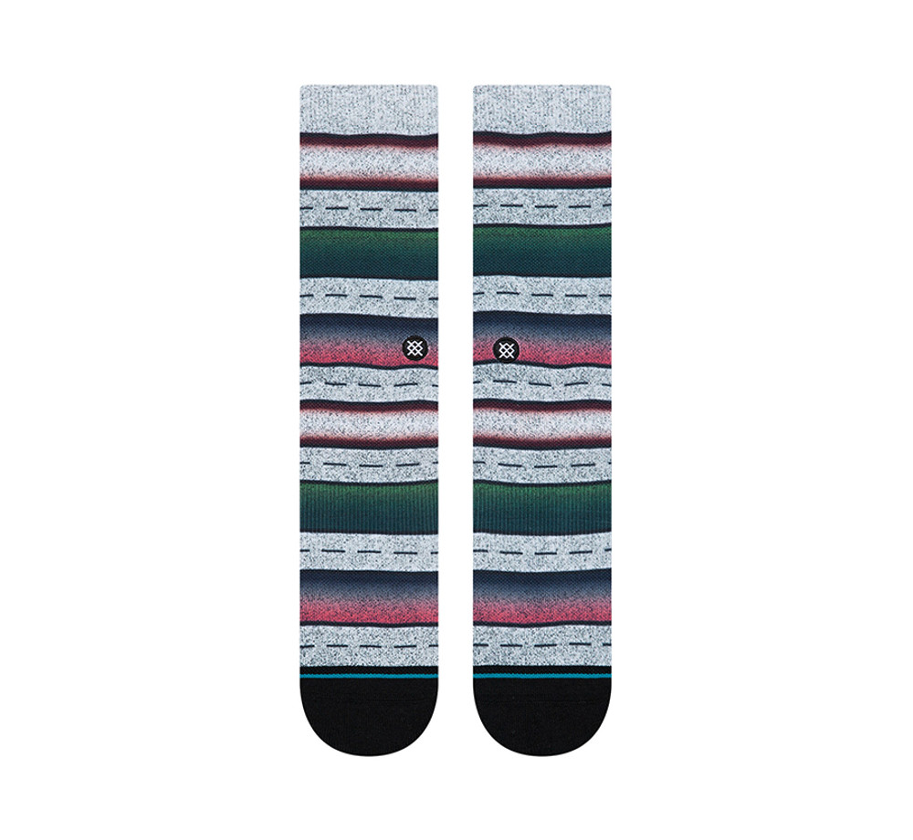 Stance Sierras Grey Sock