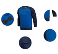 Wade Lifestyle Sweater Blue/Blue AWDK087-4