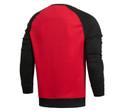 Wade Lifestyle Sweater Black/Red AWDK087-6