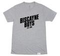 LYFE Biscayne Boys - Heather/Black