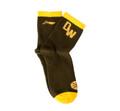 DW Quarter Socks AWSL251-3 (Green)