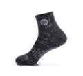 WoW Mid Cut Socks AWSM003-2  DARK GREY