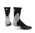 Stance NBA On Court Solid QTR Black