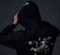 Li-Ning New York Fashion Week Embroidered Hoodie AWDN993