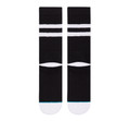 Stance NBA Logoman Oversize Socks Black