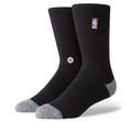 Stance NBA Logoman Crew II Black Sock