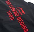 Li-Ning Paris Fashion Week Jacket AJDP015-2 Black