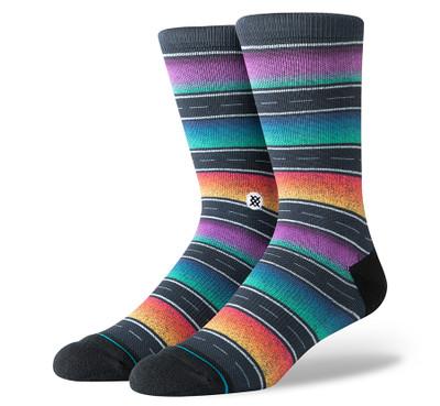 Stance Sierras Black Sock