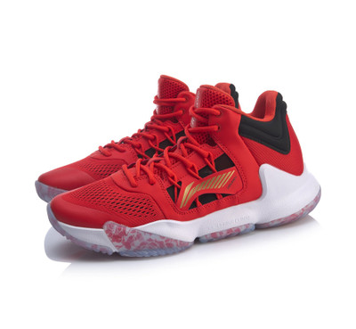 "Li-Ning ""Storm"" Basketball Shoe - Rose City"