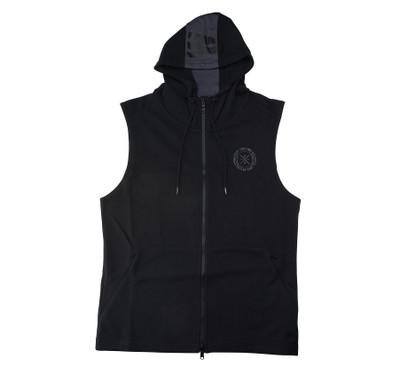 WoW Premium Sleeveless Hoodie AMDP011-1
