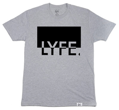 LYFE Split LYFE - Grey/Black