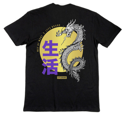 LYFE BRAND WOW DRAGON