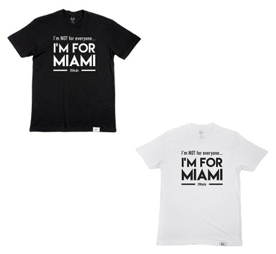 I'M FOR MIAMI T-shirt