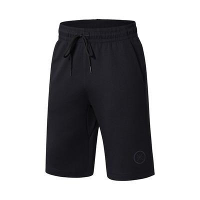 WoW Sweat Short AKSN139-4 Black