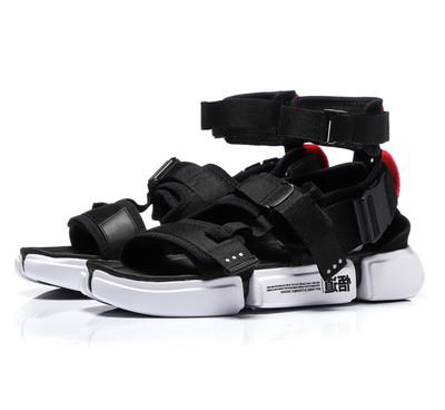 Li-Ning Paris Fashion Week Sandal Black