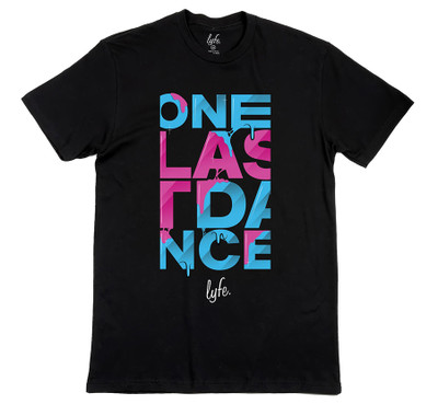 LYFE One Last Dance Vice Drip - Black