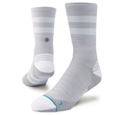 Stance Uncommon Solids Crew Grey sock