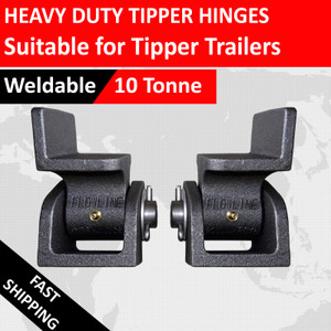 Tipper Trailer Hinges
