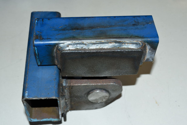 Hydraulic Tipper Trailer hinges