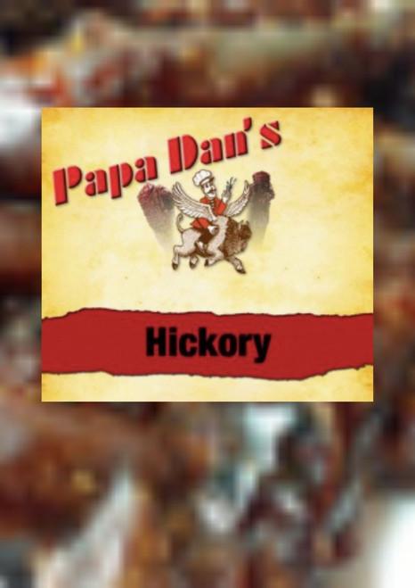 Papa Dan's Hickory thin cut