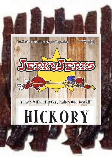 Hickory Jerky Jerks 8oz