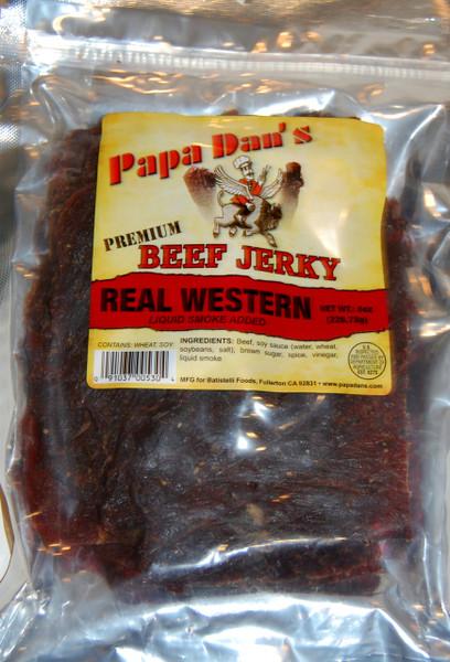 Papa Dan's  Mix of Black Pepper and Teriyaki