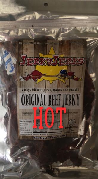 Original Hot Spicy Thin Cut