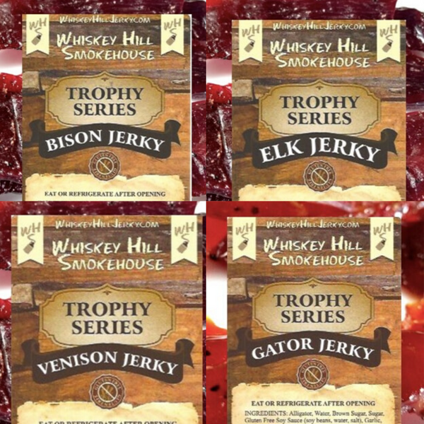 Game Meat Variety Pack