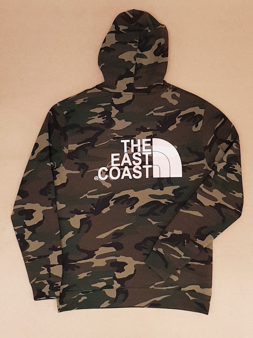 KINGPIN THE EAST COAST HOOD CAMO/WHITE